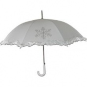 Greatlookz 8rpa1890 Winter Wonderland Rhinestone Parasol Umbrella