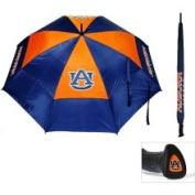 Team Golf Auburn Tigers NCAA 62 Inch Double Canopy Umbrella