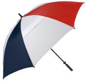 Haas-Jordan by Westcott 8812 170cm . Hurricane 345 Tour Plus Umbrella Red-White-Navy