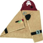 Pickles Pals Hooded Towels | 80152 Pirate Hooded Towel