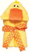 AM PM Kids 46001 Duck Tubby Hooded Towel - 68.6cm . x 127cm .