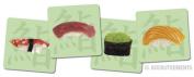 Sushi Coasters