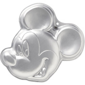 Wilton Novelty Cake Pan-Mickey Mouse Clubhouse 33cm X30.5cm X5.1cm
