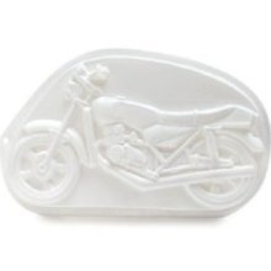 CK Products Motorcycle Pantastic Plastic Cake Pan 49-9214 ...