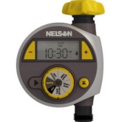 Nelson Sprinkler 56607 Large Timer with LCD Screen