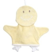 Under The Nile Organics Organic Washcloth Character