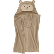 Child of Mine Carters Baby Boys' Hooded Bear Bath Towel
