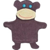 Under The Nile 17-628 Organic Monkey Washcloth