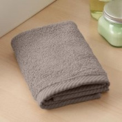 Home Source 10102WAO15 100 Percent Cotton Wash Cloth - Oat