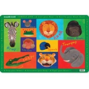 Crocodile Creek Jungle Jive Placemat