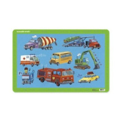 Crocodile Creek Croc Creek Vehicles Placemat