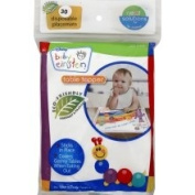 Neat Solutions Baby Einstein Biodegradable Table Topper Disposable Stick-on Placemat , 30-Count