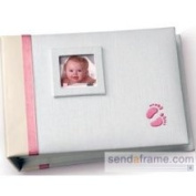 Russ Berrie Lullaby Collection Photo Album Pink