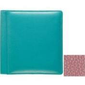 Raika St 101 Pink 10.2cm . x 15.2cm . Photo Album Foldout - Pink