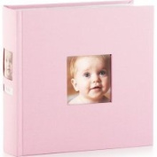 Pink Side Photo Baby Album