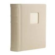 Flashpoint Bella Book Bound Album, Holds 18 10.2cm x 15.2cm Photos, with Window, Colour