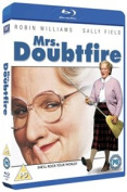 Mrs Doubtfire [Region B] [Blu-ray]