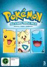 Pokemon All-Stars Triple Pack [Region 4]
