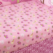Jungle Darlings-Selvalicious Fitted Sheet by Too Good by Jenny