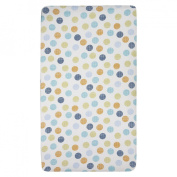 Lolli Living Baby Bot Fitted Sheet - Bot Dot