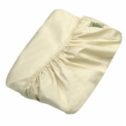 Baby Natura Organic Crib Sheet Natural Crib