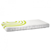 Organic Fitted Ripple Crib Sheet Nook Sleep Systems Colour