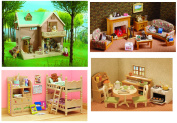 Sylvanian Families Larchwood Lodge Theme Pack