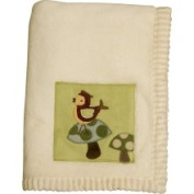 Lambs & Ivy Enchanted Forest Blanket