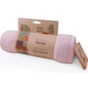 BabyLuxe Bamboo Blanket Pink