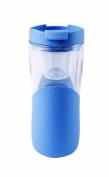 Copco Travel Tea Infuser Mug Blue