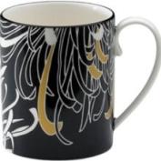 Denby Monsoon Chrysanthemum Can Mug, 9 cm/0.25l