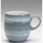 Azure Coast 410ml Large Curve Mug