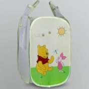 Crown Crafts Infant Products, Inc. Disney Pooh's ABC Pop-Up Hamper