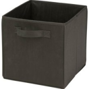 Honey-Can-Do Foldable Storage Cube - 4 Count Taupe
