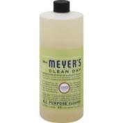 Mrs. Meyer's Clean Day All Purpose Cleaner, Lemon Verbena Scent - 32 fl oz (2 pt) 946 ml