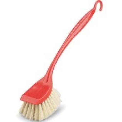 libman 00521 long handle tampico scrub brush ebay. Black Bedroom Furniture Sets. Home Design Ideas