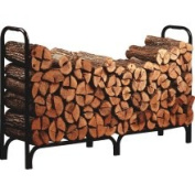 Log Rack 8' Deluxe W/Cover