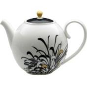 Denby Monsoon Chrysanthemum Teapot, 1.25l
