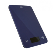 American Weigh Scales ONYX-5K-BL Slim Design Kitchen Scale, 5kg by 5ml, Blue