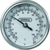 General Tools T300-36 Long-Stem Agricultural Thermometer