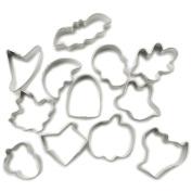 Halloween Mini Cookie Cutter Set 12 Piece