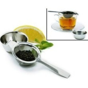 Norpro Stainless Steel Tea Infuser with Strainer Cup AAA One Size 5522