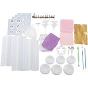 Wilton Student Kit - Flowers and Cake Design