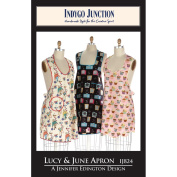 Indygo Junction IJ-824 Lucy and June Apron Pattern