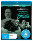 The Plague of the Zombies [Regions 1,4] [Blu-ray]