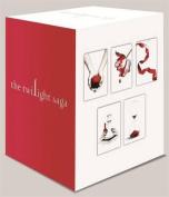 Twilight Saga 5 Book Set White Cover
