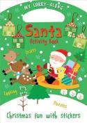 My Carry-Along Santa Activity Book