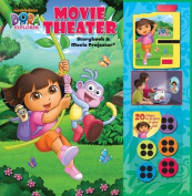 Dora the Explorer Movie Theater Storybook