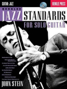 Berklee Jazz Standards for Solo Guitar [With CD (Audio)]