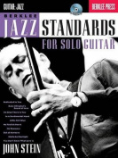 Berklee Jazz Standards for Solo Guitar [With CD (Audio)]